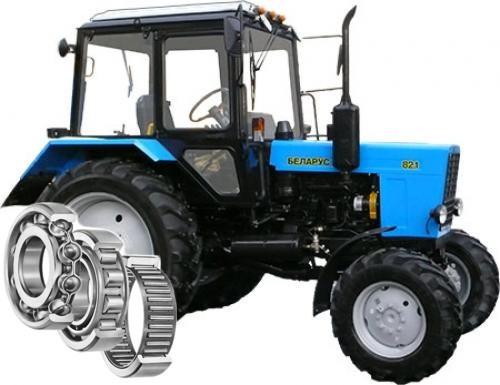 Подшипники трактора МТЗ