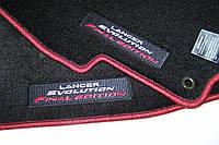 Mitsubishi Lancer EVO Evolution 10 X коврики велюровые передние задние Final Edition новые оригинальные