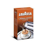 Молотый кофе Lavazza Crema e Gusto Forte