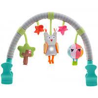 Taf Toys Музыкальная дуга для коляски Taf Toys Лесная сова (11875)