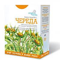 """""""Трава череды"""" 50г - растительное противоаллергенное средство для избавления от заболеваний кожи"""