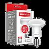 LED лампа MAXUS R39 3.5W яркий свет 220V E14 (1-LED-552) (NEW)