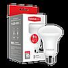 LED лампа MAXUS R63 7W м'яке світло 220V E27 (1-LED-555) (NEW)