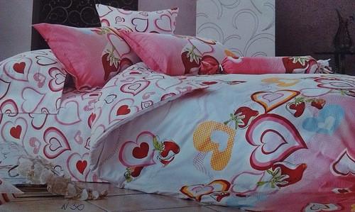 Комплект постельного белья сатин+бамбук