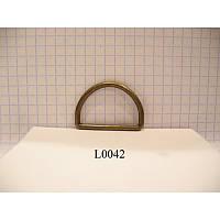 Полукольцо литое 30 мм (1000 шт)