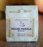 """Знаменитый Индийский Черный Чай """"Масала"""" 100 Гр."""