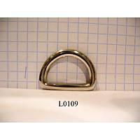 Полукольцо литое 20 мм (1000 шт)