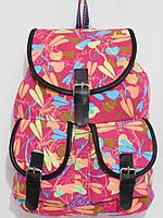 Рюкзак стрекоза розовый, фото 1