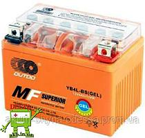 Аккумулятор MOTO YTX 4L-BS(GEL) Maxion (12V, 4A)