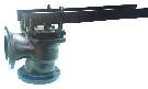 Клапан рычажно-грузовой 17ч19брДу-125Ру-1,6МПа