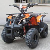 Детский квадроцикл  PROFI HB-EATV 1000 D-7: 48V, 1000W, 45 км/ч - ОРАНЖЕВЫЙ, купить оптом, фото 1