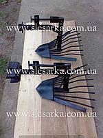 Картофелекопалка для мототрактора, мини трактора, мотоблока з сцепкой, фото 1