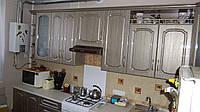 Кухня «Серебряное дерево Классика» глянец