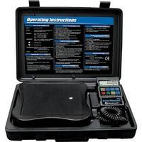Весы заправочные Mastercool (до 110 кг; 10 гр.; программирование, съемная платформа)