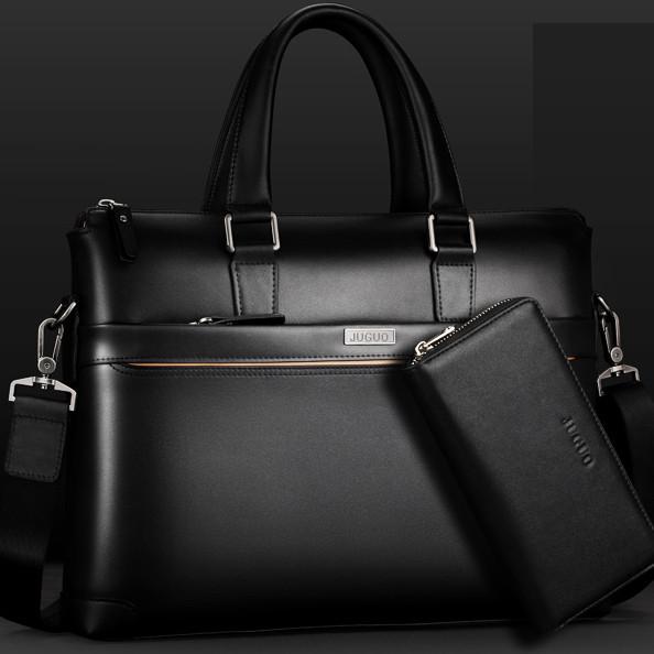 Мужской кожаная сумка.. Модель 04277