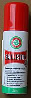 Масло универсальное оружейное Ballistol (баллистол) 100 мл спрей (2162)