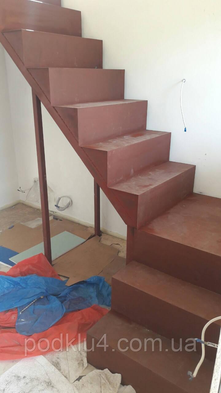 Лестницы простые внутренние