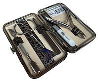 Маникюрные наборы KDS (5 инструментов) рамка на защелке