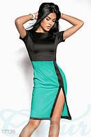 Удлиненное платье с разрезом опт, фото 1