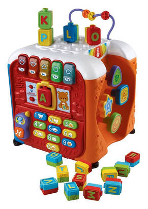 Алфавітний Куб Vtech прокат в Харкові, фото 2
