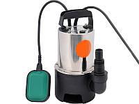 Нержавеющий погружной насос для чистой и полугрязной воды 750 Ватт FLO 79897