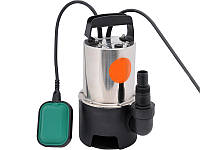 Нержавеющий погружной насос для чистой и полугрязной воды 900 Ватт FLO 79898