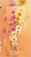 """Схема для вышивки бисером на подрамнике (холст) """"Ветки орхидеи-1"""""""