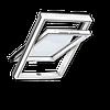 Velux ПВХ GLP 0073B КОМФОРТ, ручка снизу
