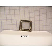 Рамка литая металлическая 15 мм (100 шт)