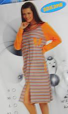 Халат с длинным рукавом, фото 3