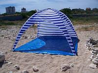 Однослойная пляжная палатка тент Coleman 1038