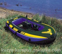 Лодка надувная seahawk 287*119*42 /2/ Интекс