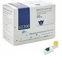 Тест-полоски Bionime Rightest GS300 50 шт.