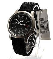 Часы Seiko 5 Military Automatic SNK809K2, фото 1