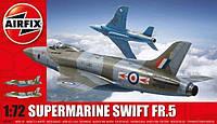 Самолет SUPERMARINE SWIFT FR.5 1/72 AIRFIX 04003