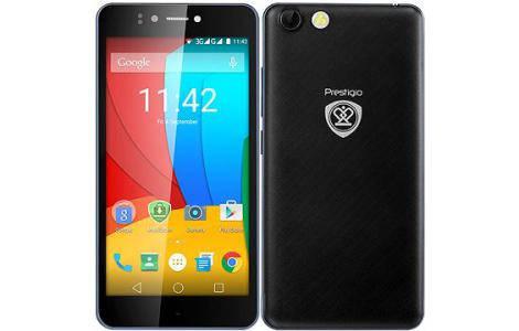 Мобильный телефон Prestigio MultiPhone 3530 Muze D3 Black, фото 2