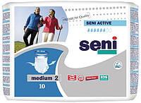 Подгузники-трусики для взрослых Seni (Сени) Active Medium (Актив Медиум) размер M/1 1х10 шт