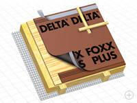 Пленка кровельная Delta Foxx для сплошного настила (Дельта Фокс), фото 1