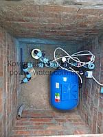 Бурение и обустройство водозаборных скважин