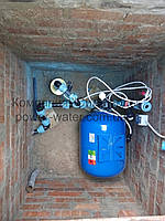 Буріння та облаштування водозабірних свердловин