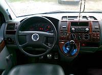 Декоративные накладки салона Volkswagen T5 (фольксваген т5)