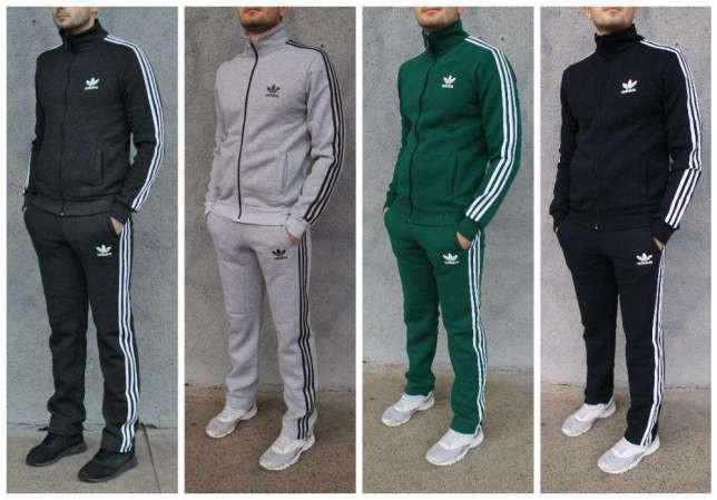 106e44be Спортивный костюм мужской Adidas (Адидас большие размеры) - Sport style -  магазин спортивной одежды
