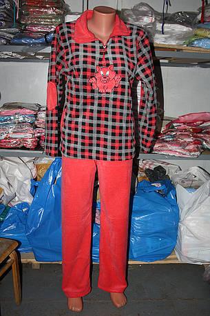 Женская пижама теплая, фото 2