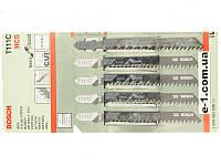 Пилочки для лобзика Bosch Т111С