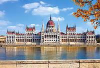 Пазл Парламент, Будапешт 1000 деталей С-102211