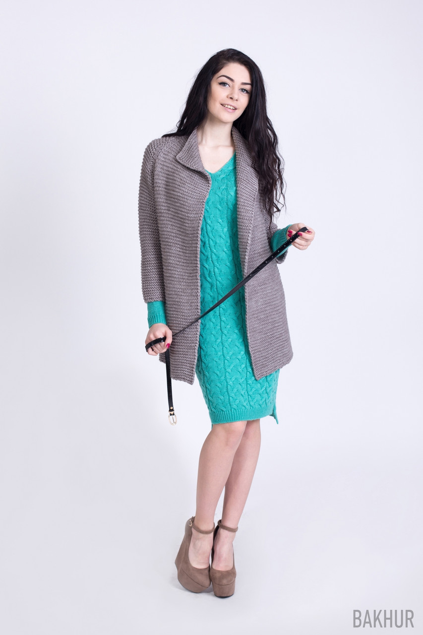 кардиган женский вязаный продажа цена в хмельницком свитеры и кардиганы