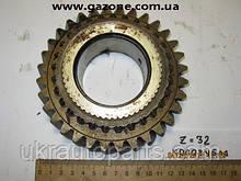 Шестерня КПП ГАЗ 4301 3-передачи вала вторичного 32зуба (4301-1701113)