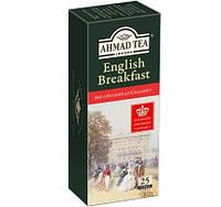 """Чай черный Ахмад """"Английский к Завтраку"""" 25 п."""