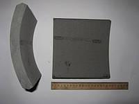 Накладка тормозная Икарус МАЗ ЛАЗ мост RABA (179х20х191х181) (018.01.-3341-01)