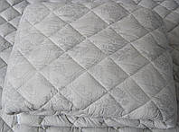 Одеяло силиконовое двуспальное 180*210 хлопок (2891) TM KRISPOL Украина